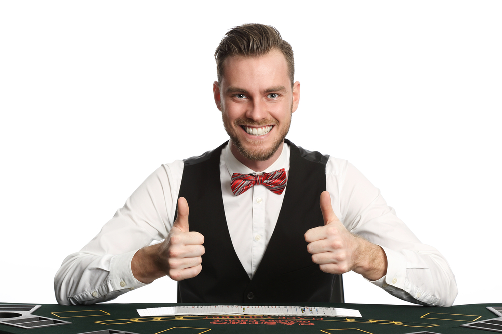 Why Would You Play Blackjack With A Live Online Dealer Live Black Jack Casino